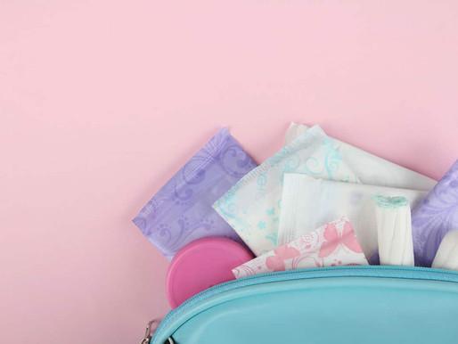 Gratuidad en productos de higiene menstrual