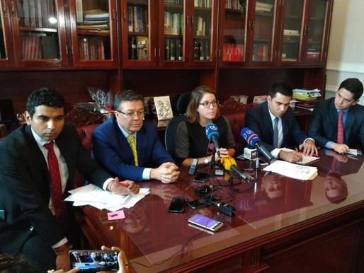 Radicada ponencia de rechazo a las objeciones de la JEP