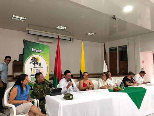 Visita a Arauca