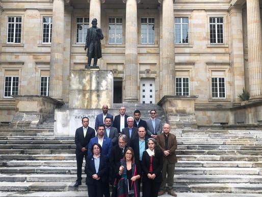 Declaración Partidos de Oposición
