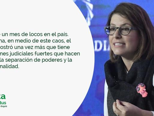 Colombia, un país con instituciones judiciales sólidas