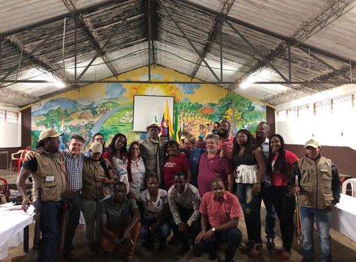 Visita al Norte del Cauca
