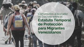Comentarios al decreto sobre migrantes
