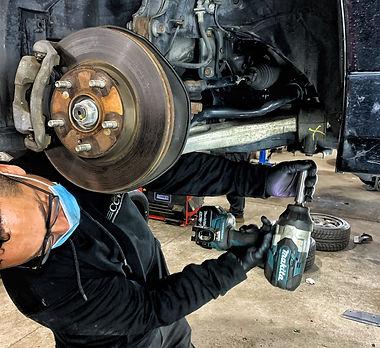 mechanic-suspension-bush-repairs-auckland