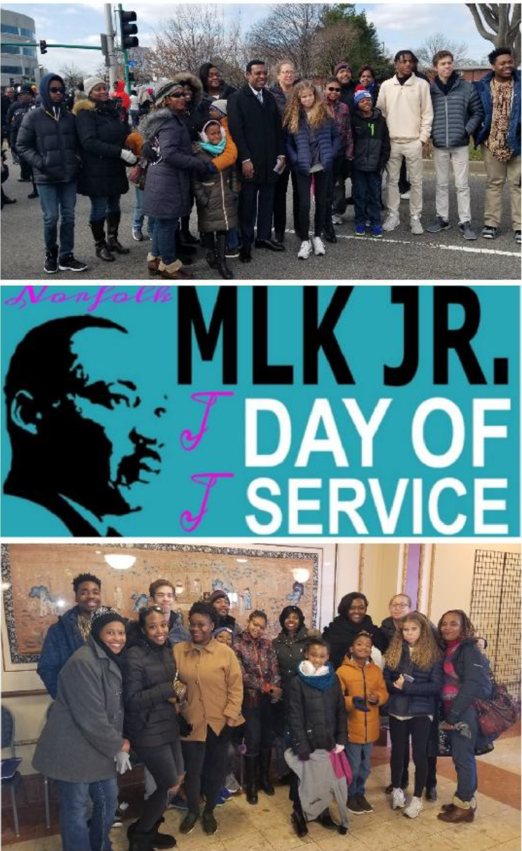 MLK Jr Norfolk Day of Service