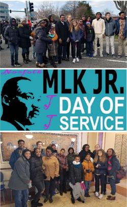 MLK Jr Norfolk Day of Service