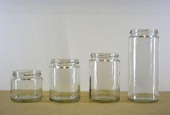 Minimál 212ml, 314ml, 370ml, 580ml konzervüveg