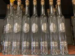 Ajándék borosüvegek
