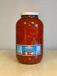Natúr lecsó 50% paprikával, nagy kiszerelés, 4100g