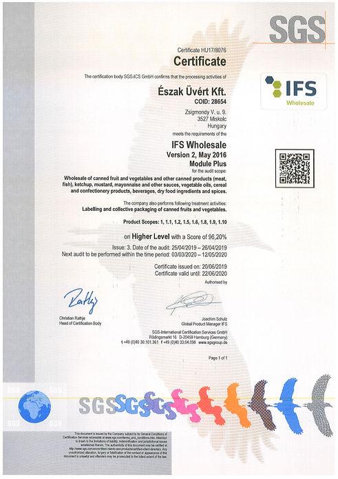 SGS IFS