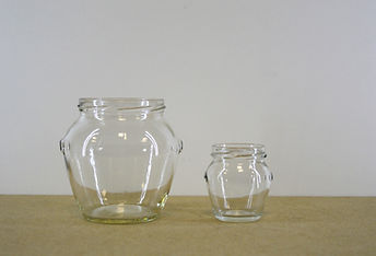 orcio 106ml, 580ml konzervüveg