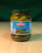 baby dill pickles, 3-6 cm