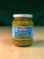 Zöldborsó konzerv | méret szerint osztályozatlan, finom