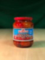 Ecetes pritamin paprika, negyedelt, 680g
