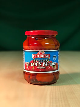 Pickled pritamin peppers