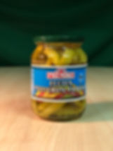 Ecetes pfefferóni paprika | 680g
