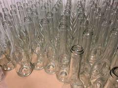 Borospalackok, Wine bottles