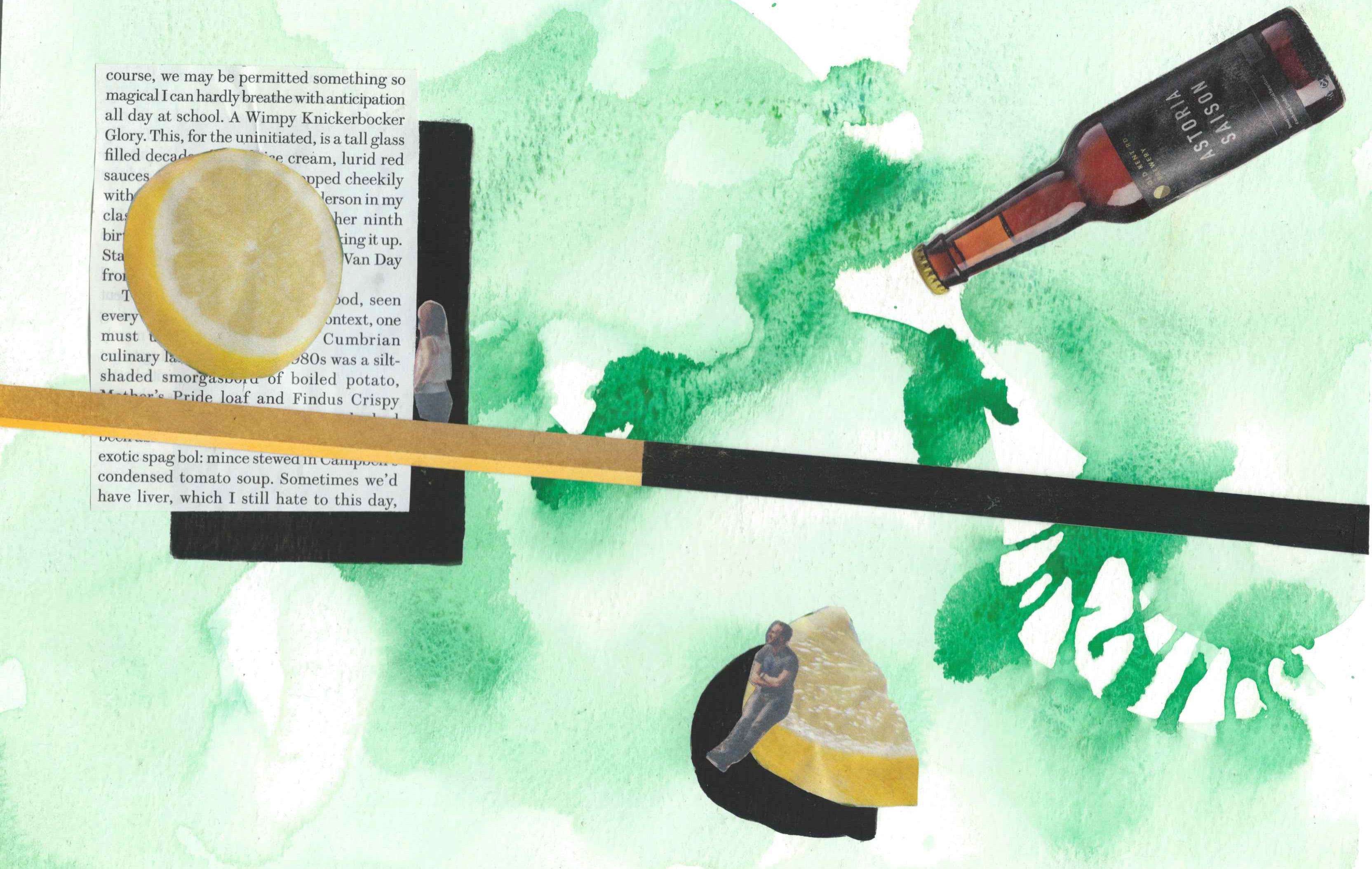 Lemon and the Floating World