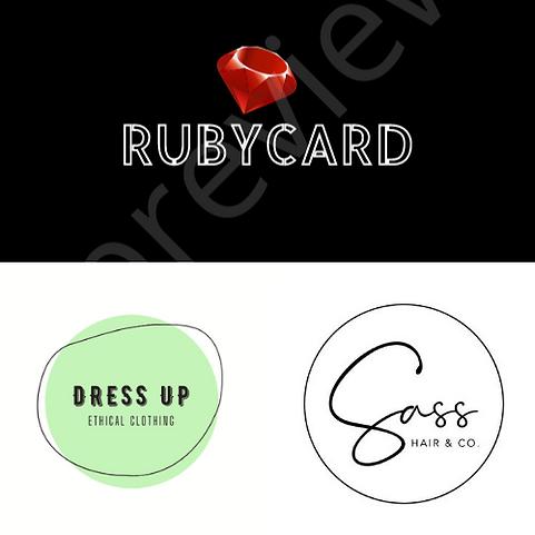 Basic logo design pack