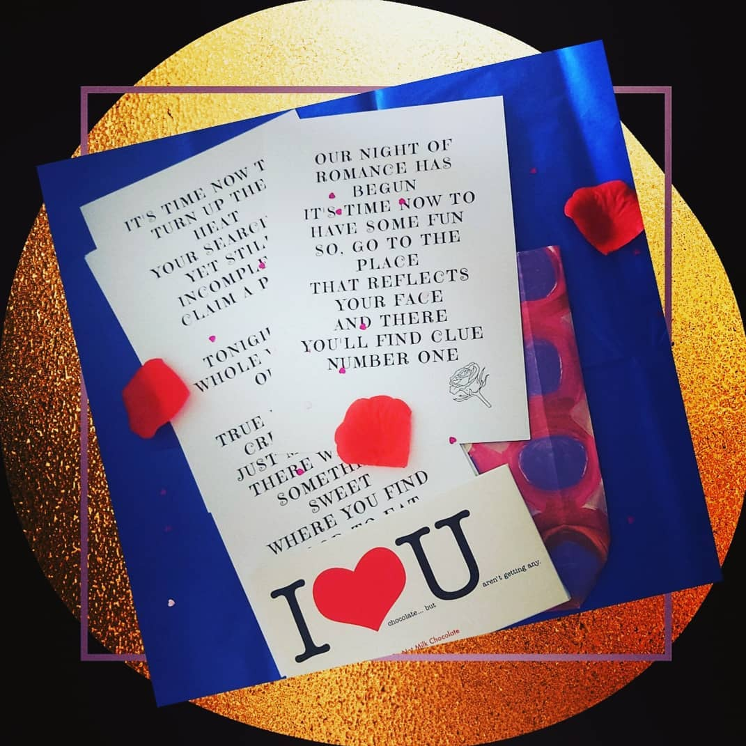 Romantic Date night ideas