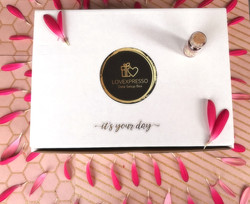 Anniversary special date night box