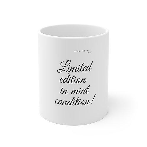 Funny anniversary Coffee Mug 11oz