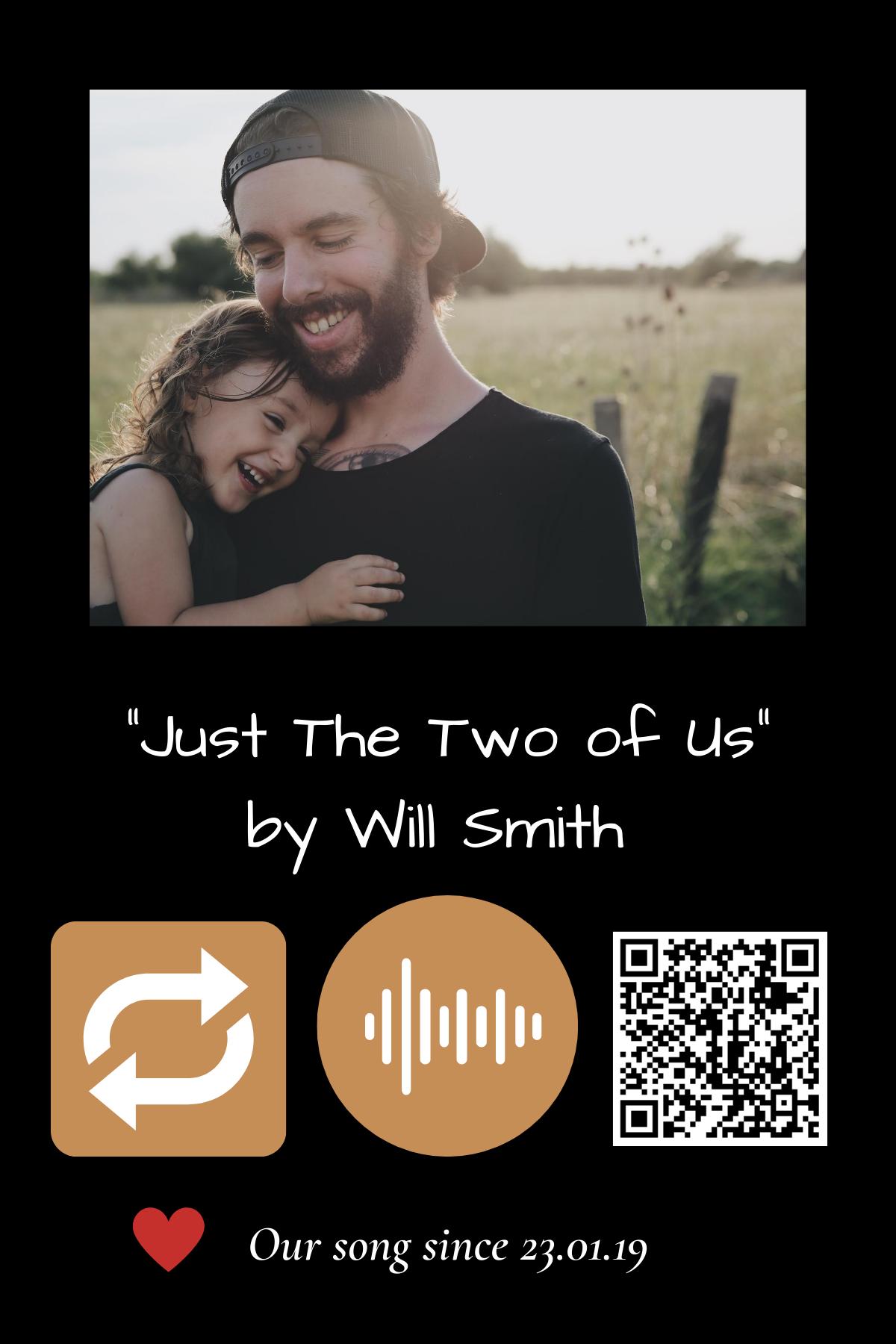 Playable song print