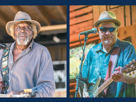 Area music legends happy, healthy but still singin' the blues