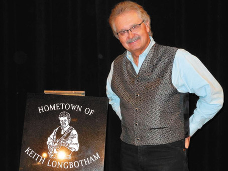 Nashville musician and comedian retires in Weatherford