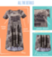 We all want a cute dress that lets us breathe and move easier, so we are excited about the Carly - a swing dress that flatters the best parts of a feminine physique. The Carly comes in a wide array of fabrics, prints, and washes and has some amazing features such as a patch pocket, a flattering high-low hemline, and cool open sleeves.