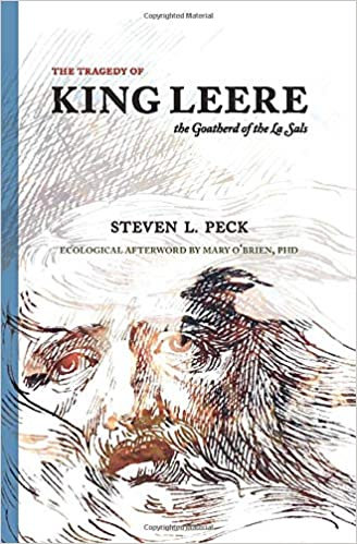 The Tragedy of King Leere, by Steven Peck (EPUB)