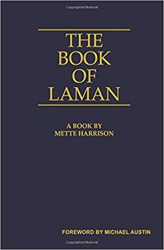 The Book of Laman, by Mette Harrison (MOBI)