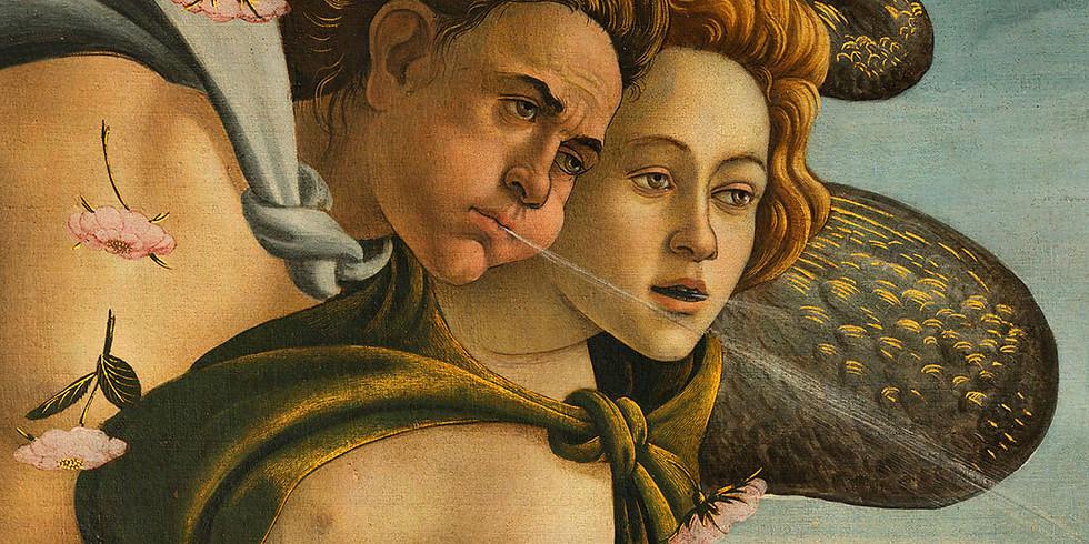 Paint Like Botticelli Australian Easter