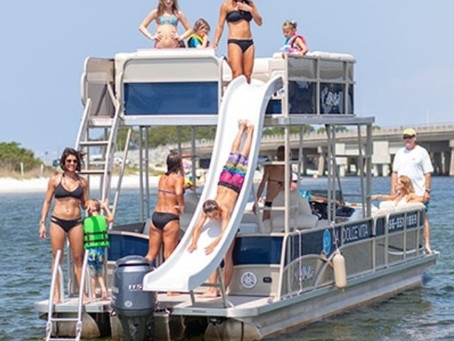 Crystal Springs Marina Village now offers excursions and lake tours on Lake Ouachita!