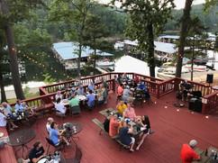 Kin Folks Restaurant, Crystal Springs Marina Village, Hot Springs, AR