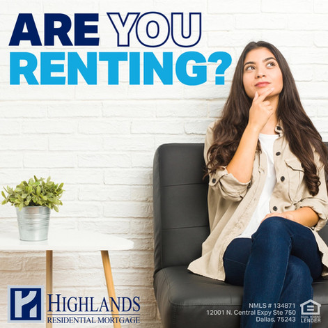 Are You Renting?