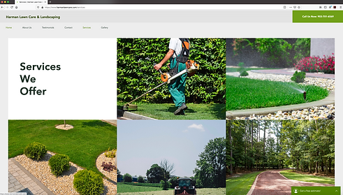 Harman Lawn Care & Landscaping