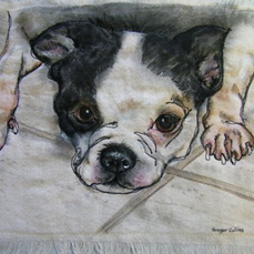 Pet Portraits by Ginger Cullins