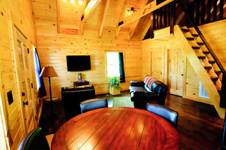 The Ouachita Cabin