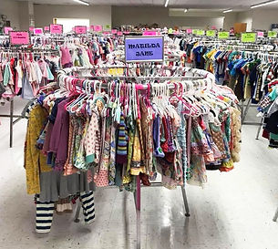 Polka Dots and Lollipops, An Upscale Children's Consignment Sale