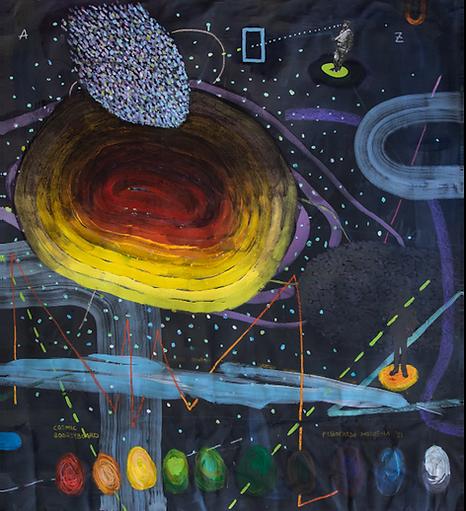 Cosmic Boogeyboard