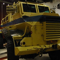 Casspir-armored-vehicle-on-display-in-th