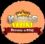 KingsWin Online Casino logo