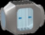 Корпуса с поперечными лампами
