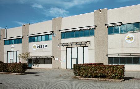 Штаб квартира DEBEM