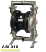 BOXER 502 AISI 316