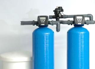 Установки очистки воды собственного производства