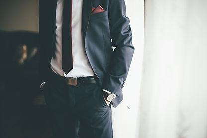 Костюм и галстук