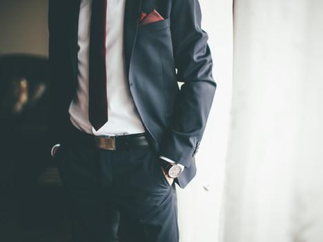 Grooms: Look your wedding day best
