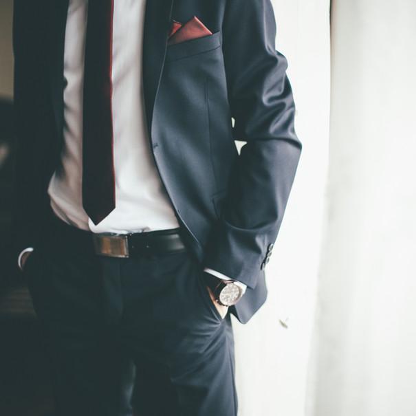 Men's formal & party ties
